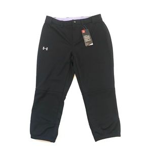 Under Armour Softball Baseball Pants Capri Pants